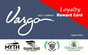 vtc card Vargo golf